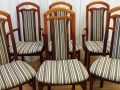 STRIPED-DINING-CHAIRS